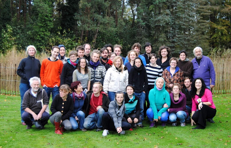 2012 Ieper Belgium Nonviolence training exchange