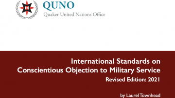 QUNO booklet cover page