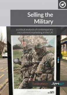 Selling the Military report cover