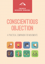 The cover of Conscientious Objection: A Practical Companion for Movements