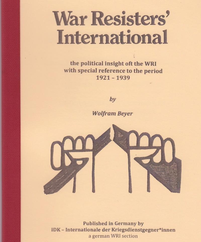 Cover of WRI book