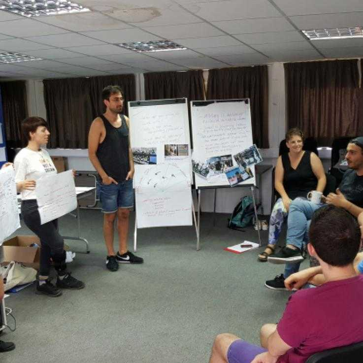 WRI training in Cyprus