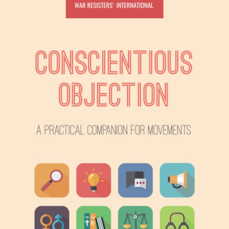 Cover of Conscientious Objection: A Practical Companion for Movements
